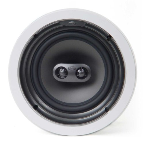 Klipsch R-2650-Csm Ii In-Ceiling Speaker - Each (White)