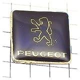 限定 レア ピンバッジ プジョー車エンブレムのライオン ピンズ フランス