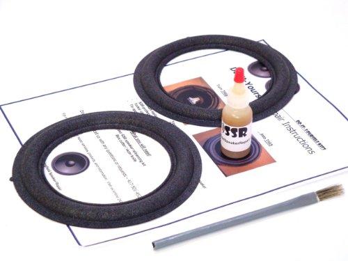 "Bmw 6"" Z3 Subwoofer Foam Surround Repair Kit - 6 Inch"