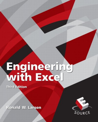 Engineering with Excel (3rd Edition)