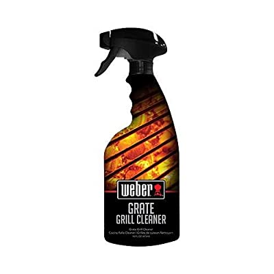 Bryson Industries W61 Grill Grate Cleaner, 16-oz.