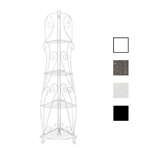 stabiles holzregal vcm eckregal wandregal standregal bcherregal cd dvd regal with stabiles. Black Bedroom Furniture Sets. Home Design Ideas