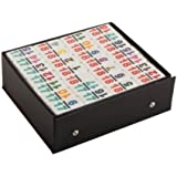 Double 18 Color Number Dominoes by CHH Games