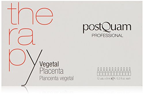 Postquam Tratamiento Anticaída De Placenta Vegetal 12x9 Ml 108 ml