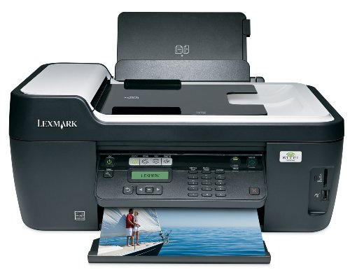 Lexmark Interpret S405 Wireless N Multifunction Inkjet Printer
