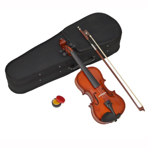 Ts ideen 4407 violon 1 16 en rable pour enfant 3 4 ans for Ts ideen