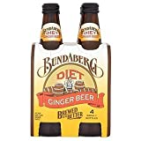 Bundaberg Light Ginger Beer 4 x 340ML