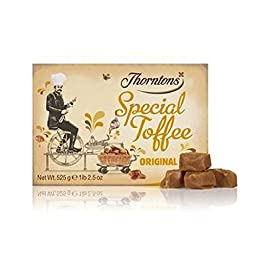 Thorntons Original Special Toffee Box (525g) (Pack of 2)