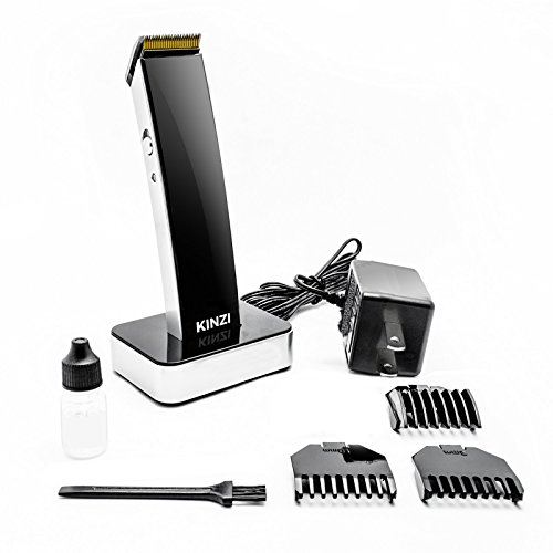 kinzi modern hair clipper kit hair body mustache and. Black Bedroom Furniture Sets. Home Design Ideas