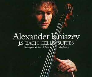 Bach : 6 Cello Suites