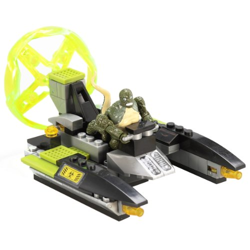 Mega Bloks Lizard Man Sewer Speeder - 1