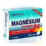 Govital Magnesium Vitamin B6 45 Tablets