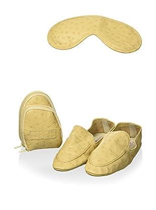 ALDO BRUE' Zapatillas de estar por casa (Amarillo)