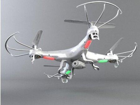 syma x5c  2.4g 6軸ジャイロ付き 360度回転ヘリコプター
