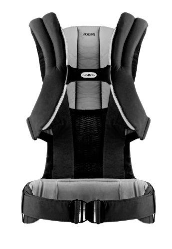 Imagen de BABYBJÖRN Comfort Carrier - Negro, Organic