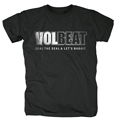 Volbeat -  T-shirt - Uomo Black XX-Large