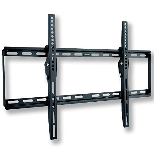 Abacus24-7 Tv Wall Mount Bracket [Tilt Adjustable, Low Profile] For Large Flat Screen Led, Lcd Tv'S Up To 60 Inch, 88Lbs And Vesa 600X400 - High Speed 6Ft Hdmi Cable Included
