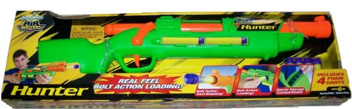 Buzz Bee Toys Hunter Bolt Action Rifle with Secret Storage