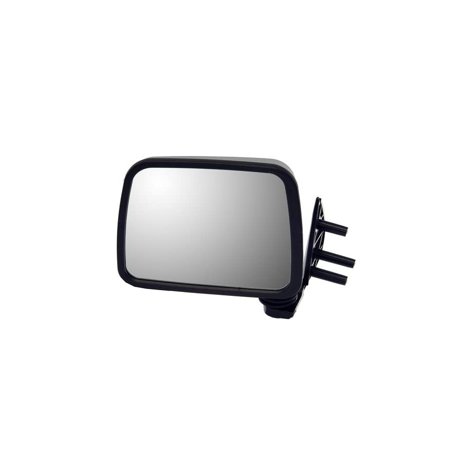 Dorman 955 200 Nissan Manual Chrome Replacement Driver Side Mirror