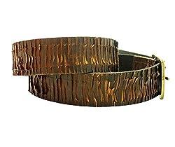La Palma Brown Leather Belts N.33181