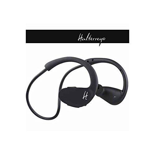 Micro casque Halterrego H.Flit Noir - Bluetooth 4.0 - Nomade/Sport