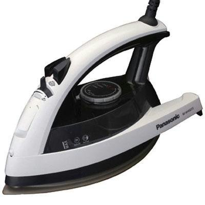 Panasonic Ni-w450ts Steam Iron Titanium Sole Plate-6.75fl Oz Reservoir Capacity-1500w