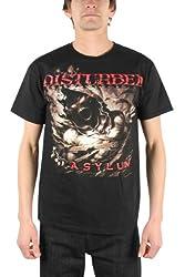 Disturbed - Asylum Shred T-Shirt