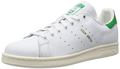 [アディダス オリジナルス] adidas Originals STAN SMITH S75074 S75074(ランニングホワイト/ランニングホワイト/グリーン/26.5)