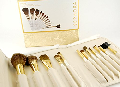 Sephora Collection Gold Star Prestige Pro Brush Set 310$
