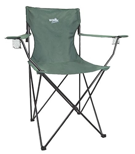 Huge Super Daddy Jumbo Folding Camp Chair 5 5 Feet Tall 400lbs Drink Holde