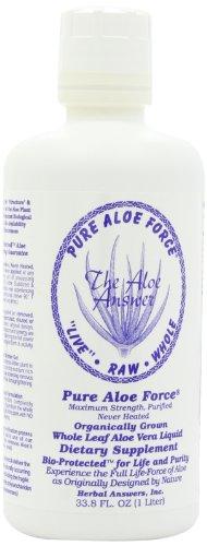 Whole Raw Aloe Vera Juice 32 fl. oz. (Organic Raw Aloe Vera Juice compare prices)