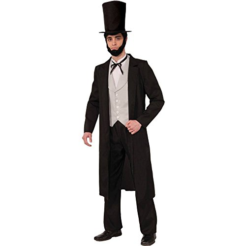Abraham Lincoln Deluxe Adult Costume