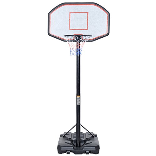 10FT-42x28-Backboard-InOutdoor-Adjustable-Height-Basketball-Hoop-System