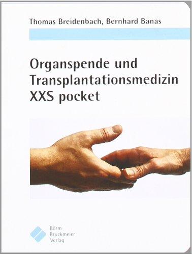 Organspende und Transplantationsmedizin XXS pocket