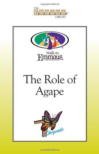 The Role of Agape PDF