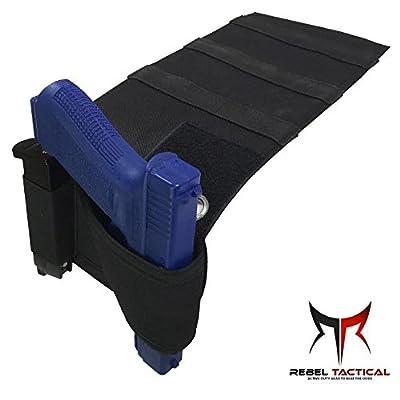 Rebel Tactical Under Mattress Bed Pistol Handgun Holster