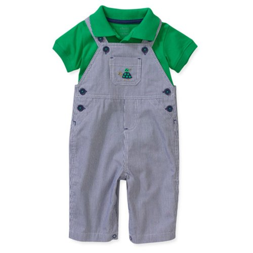 Carter's Child of Mine Baby Boys' 2 Piece Polo