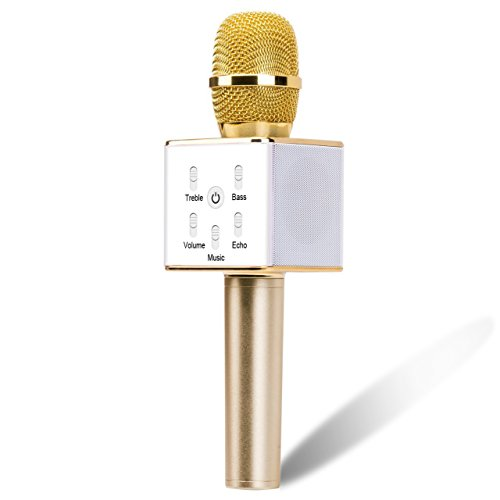 Mini Portable Wireless Karaoke Microphone
