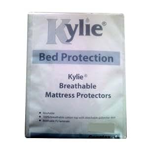 Kylie Waterproof Mattress Protector UK Double Bed