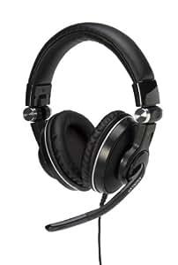 Medion X83051 - Auriculares 5.1 con micrófono para juegos (USB 2.0)