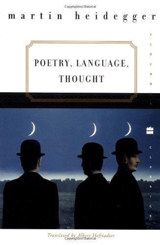 Poetry, Language, Thought (Perennial Classics)