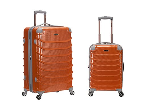 rockland-speciale-2-pc-polycarbonate-abs-upright-set-orange-fiber-one-size