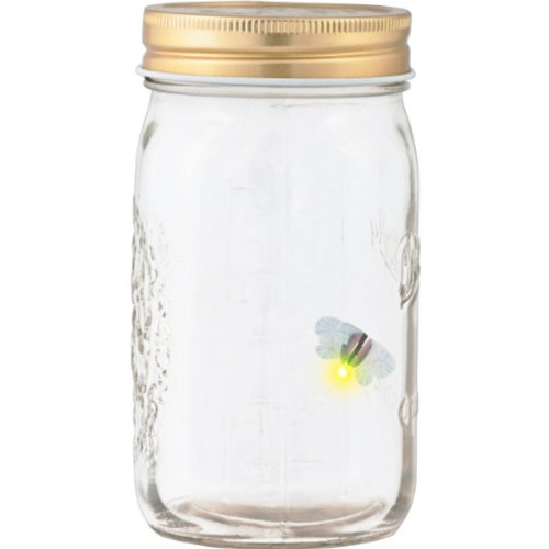 Firefly in a Jar - Realistic