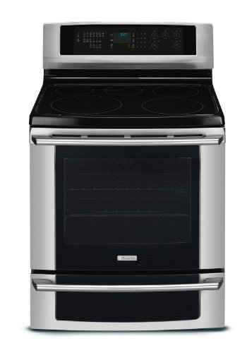 new electrolux stainless steel 4 piece appliance package