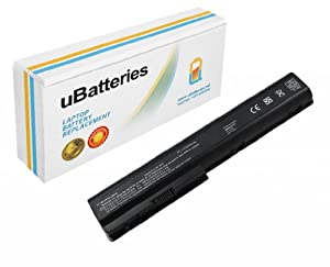 UBatteries Laptop Battery HP Pavilion dv8-1250er - 12 Cell, 96Whr