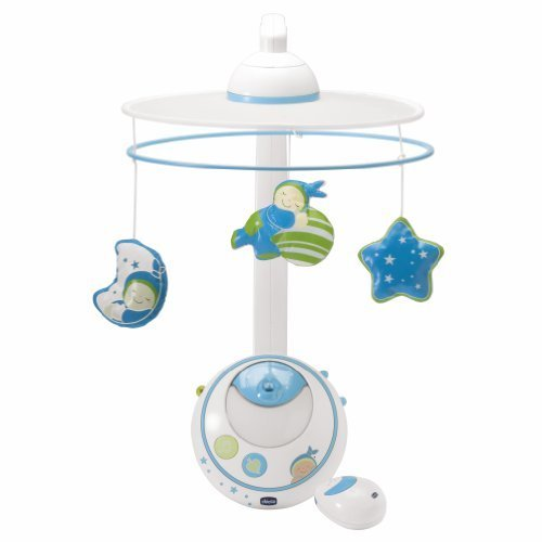 Chicco First Dreams Crib Mobile front-1010485