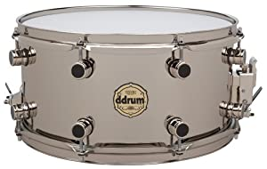 Ddrum Vintone VT SD 7X14 NB 14-Inch Snare Drum - Nickel