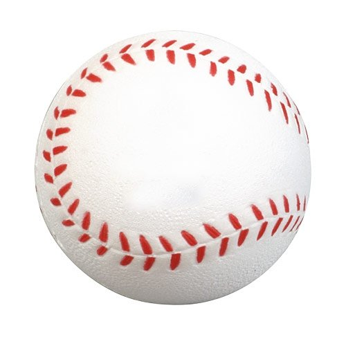 Foam Baseball Stress Toy