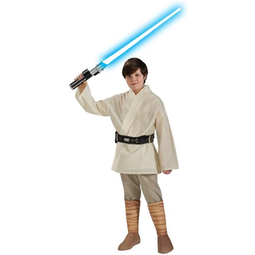 Deluxe Luke Skywalker Costume - Large