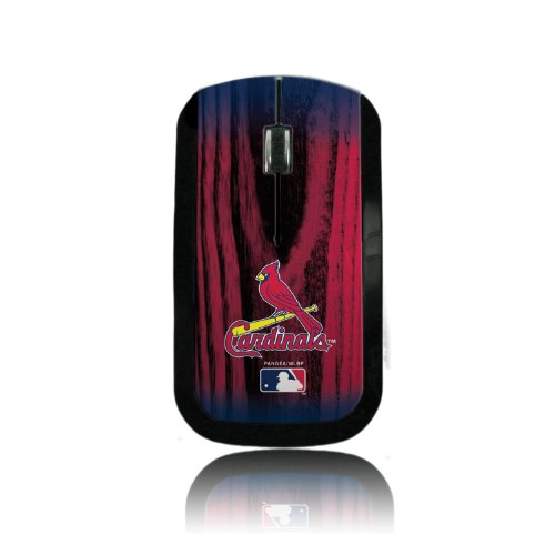 Mlb St. Louis Cardinals Wireless Mouse